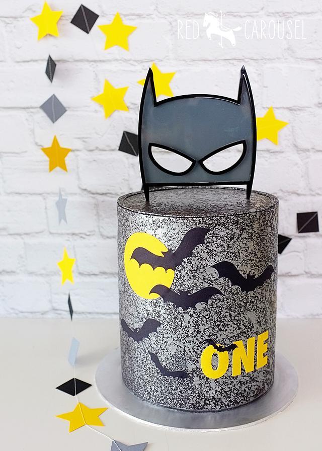 Batboy's cake