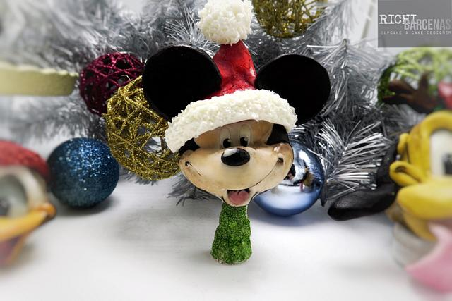 Mickey Mouse (Cupcake)