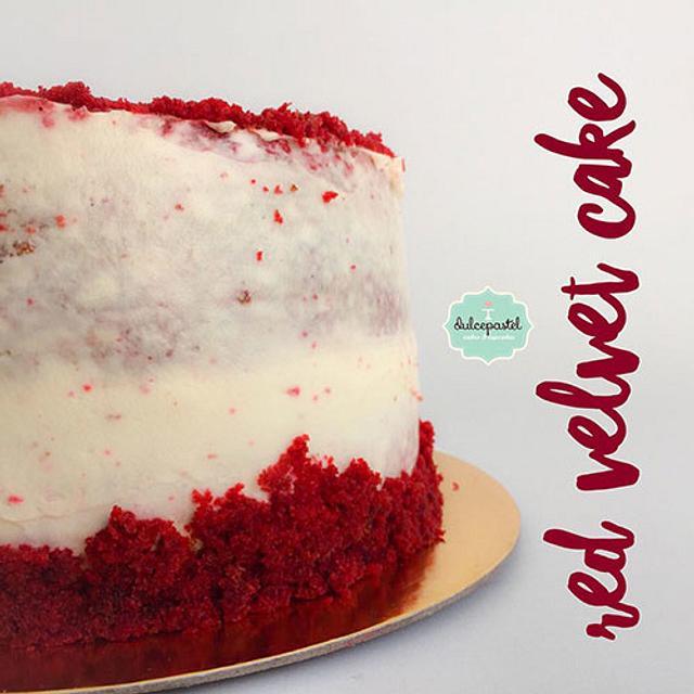 Torta Red Velvet El Poblado
