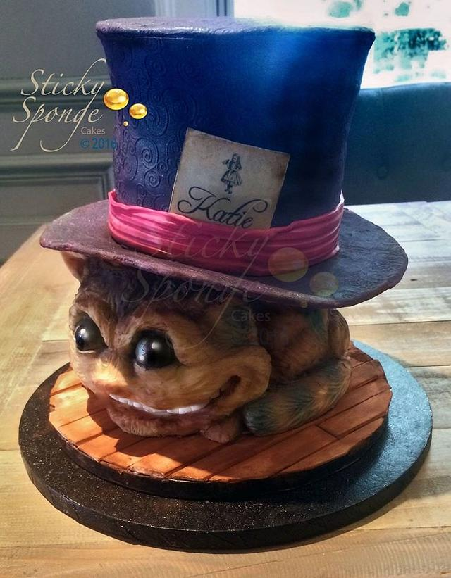 The Cheshire cat that got the cream