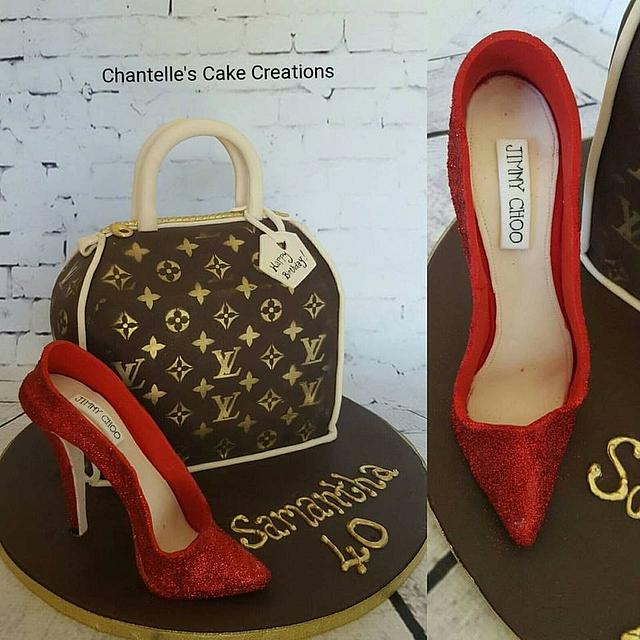 Louis Vuitton and Jimmy Choo