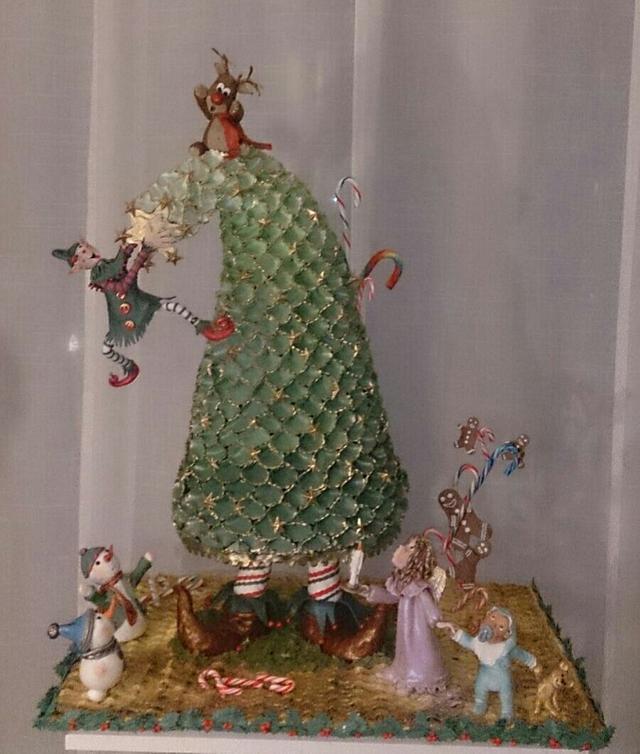 Christmas cake!!