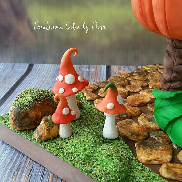 Pumpkin the Troll