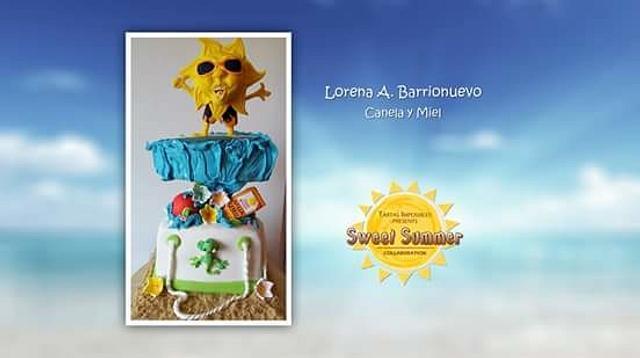 sweet summer collaboration