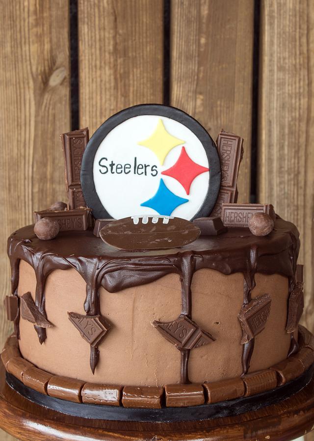 Chocolate Steelers