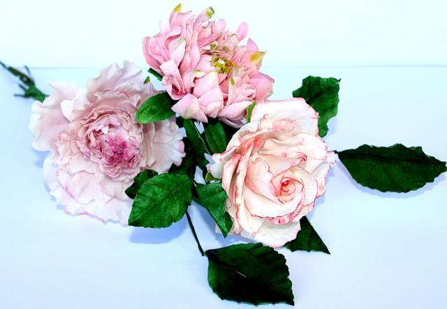 dalia & rose pink fantasy