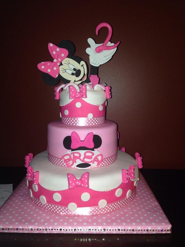 Minnie Birthday Surprise!