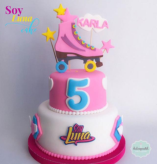 Torta de Soy Luna en Medellín