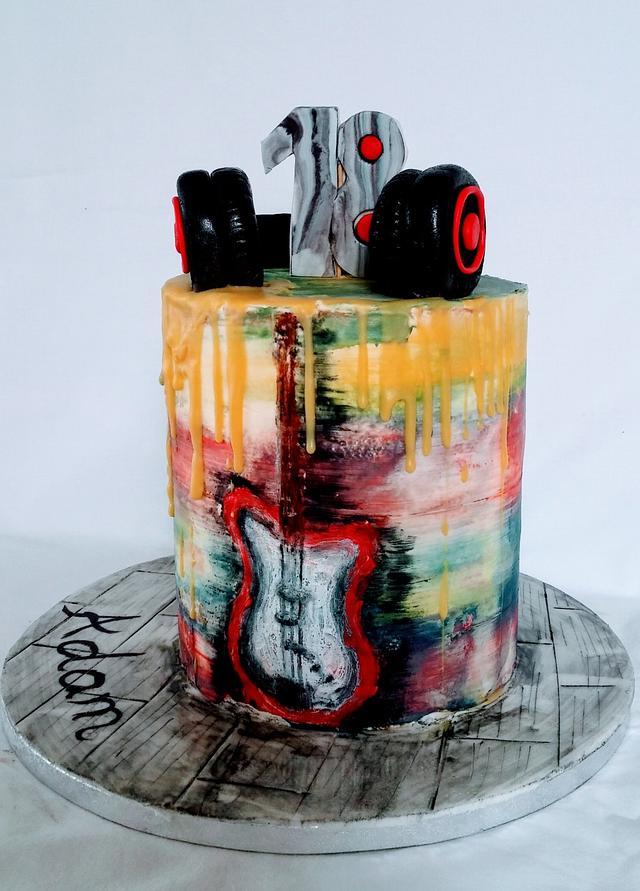 Muzic cake