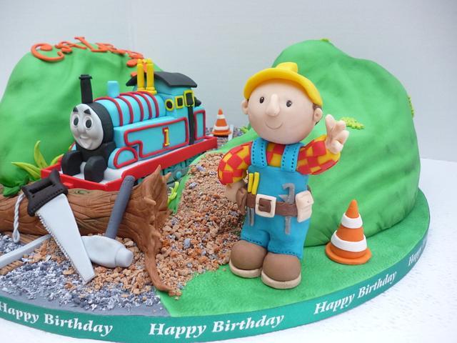 Thomas and Bob