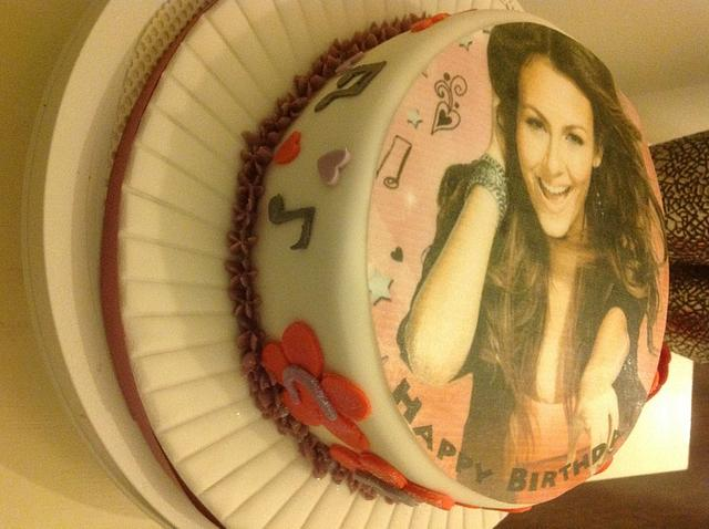 Victorious cake
