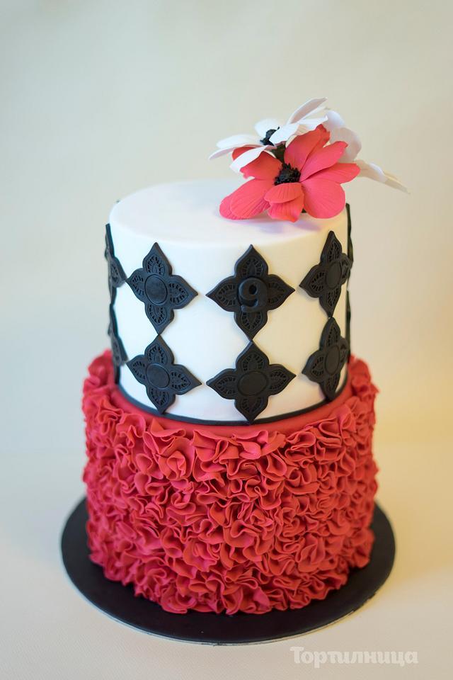 """cake """" OLE """""""