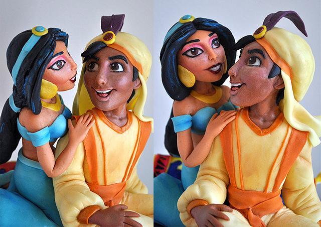 Aladdin topper