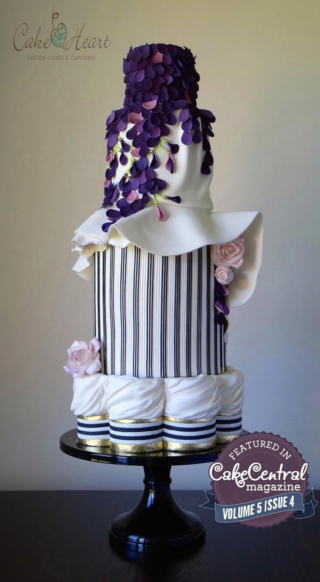 Giambattista Valli ~ Cake Central's Adore Fashion Issue ~ Volume 5 Issue 4