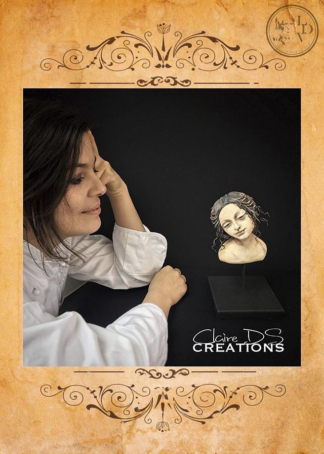 Leonardo Da Vinci Challenge Bakerswood «Head of Leda»