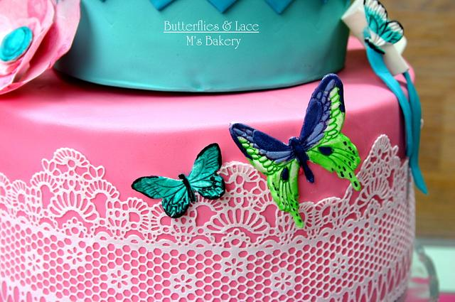 Butterflies & Lace