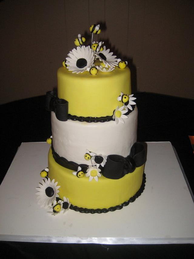 Bumble Bee Babee Shower