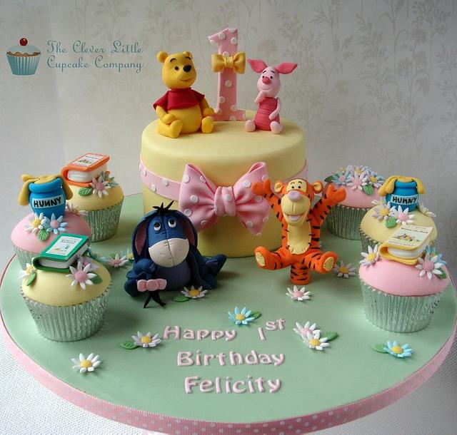 Winnie the Pooh and Friends 1st Birthday