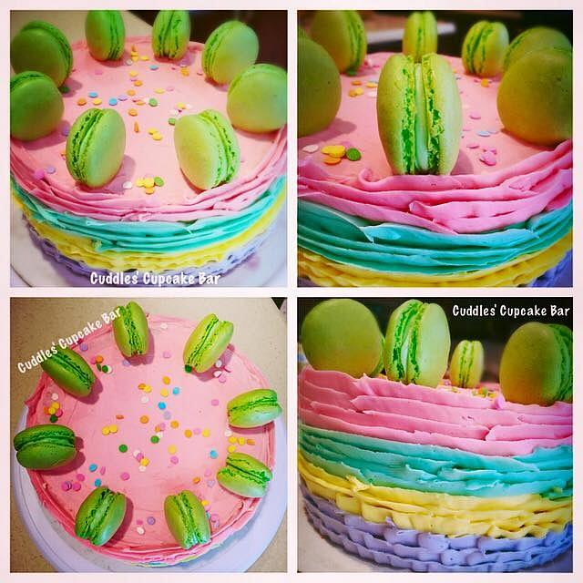 Easter Ombre