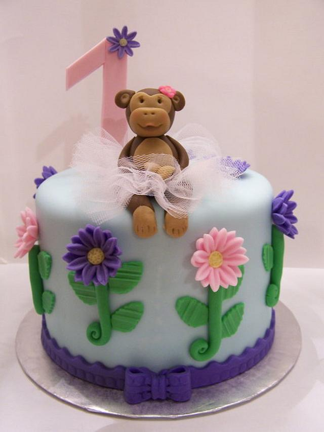 """Ballerina cake"""