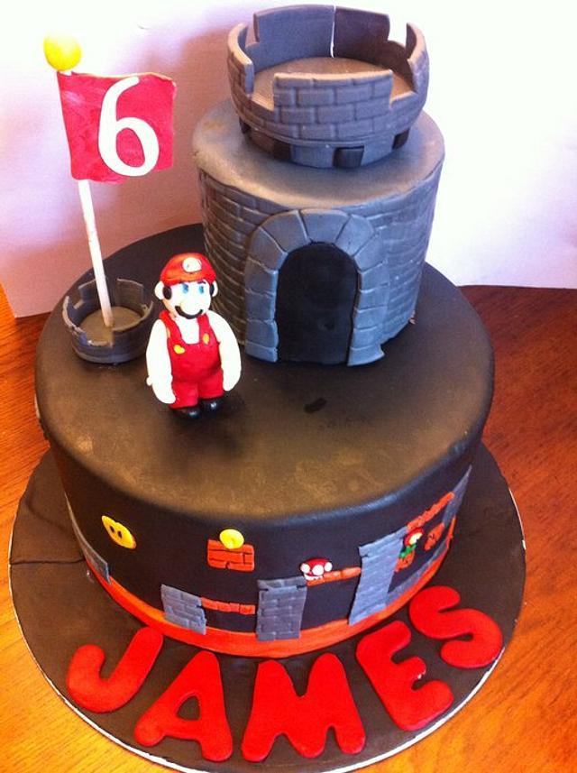 Super Mario Bros - World 8