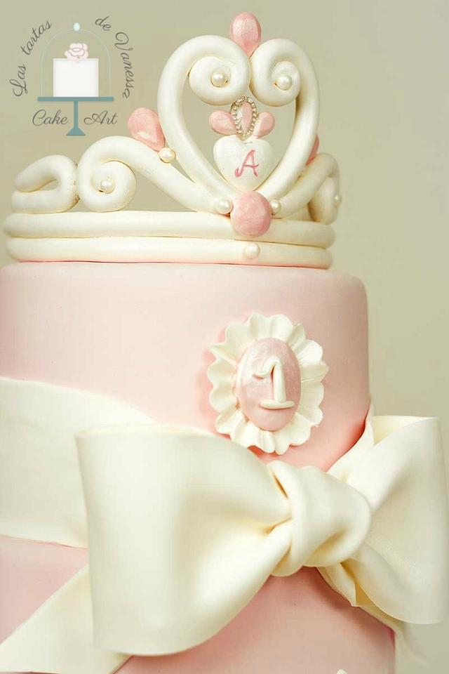 Princess Pink Cake