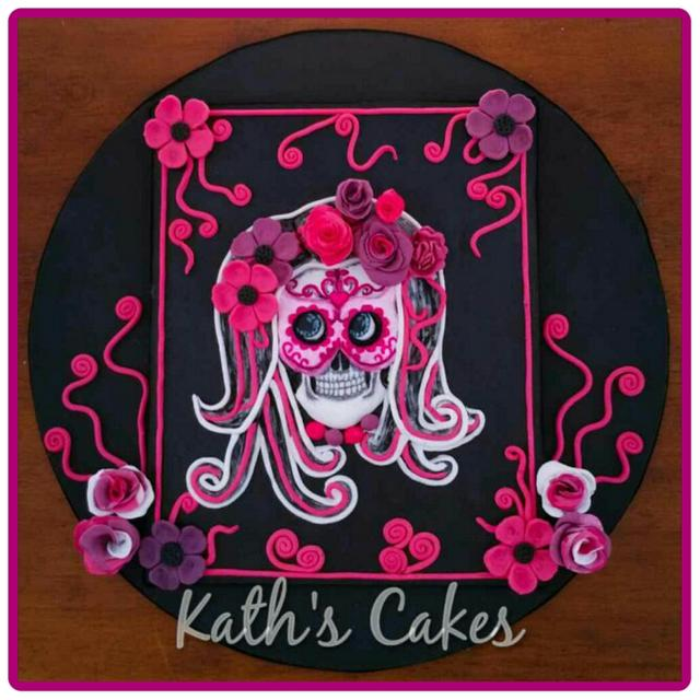 Sugar Skull Bakers 2016