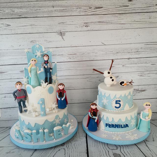 Double Frozen Birthday