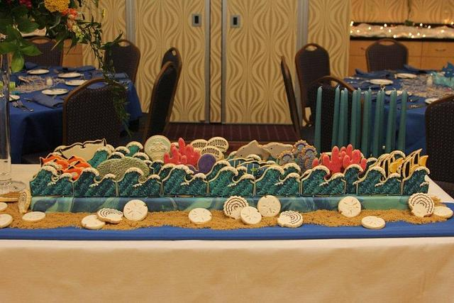 Under the Sea Cookie Display