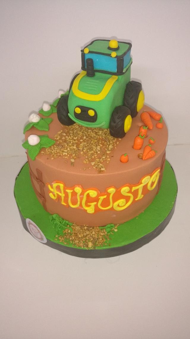 Augusto's cake