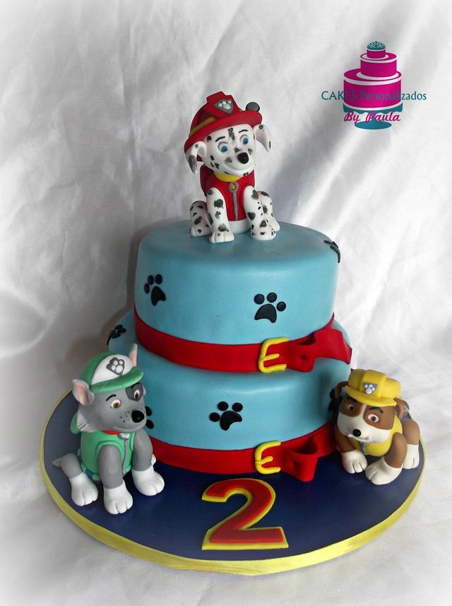 Paw Patrol Cake II