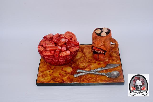 Sadistic Cannibal - Sugar Spooks 2016
