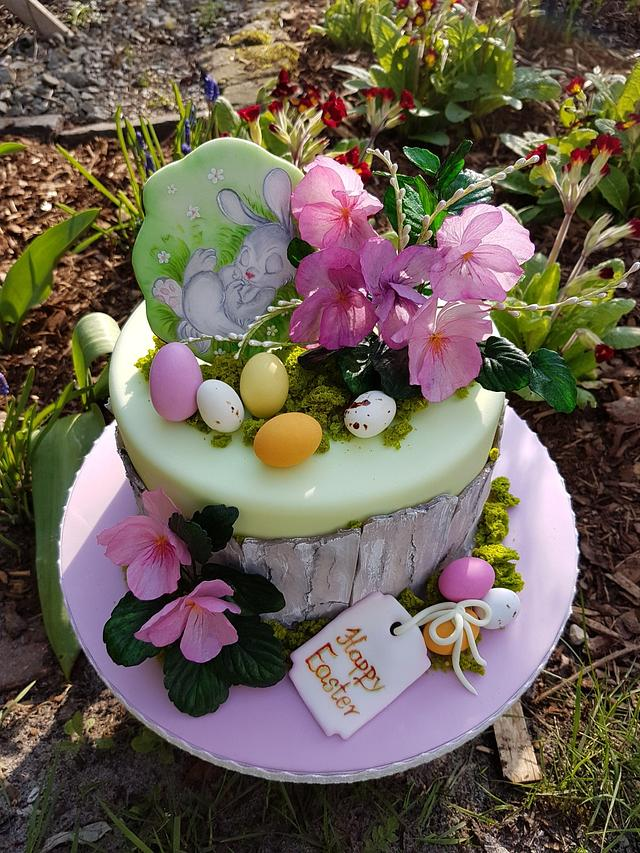Happy Easter Collaboration - Happy Luise