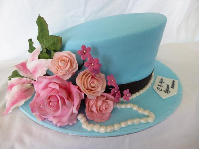 The Hat cake