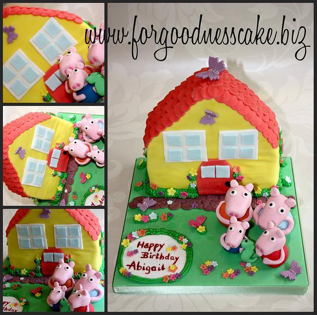 Peppa Pig's House