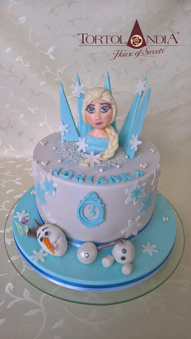 "Frozen ""Elza & Olaf"""