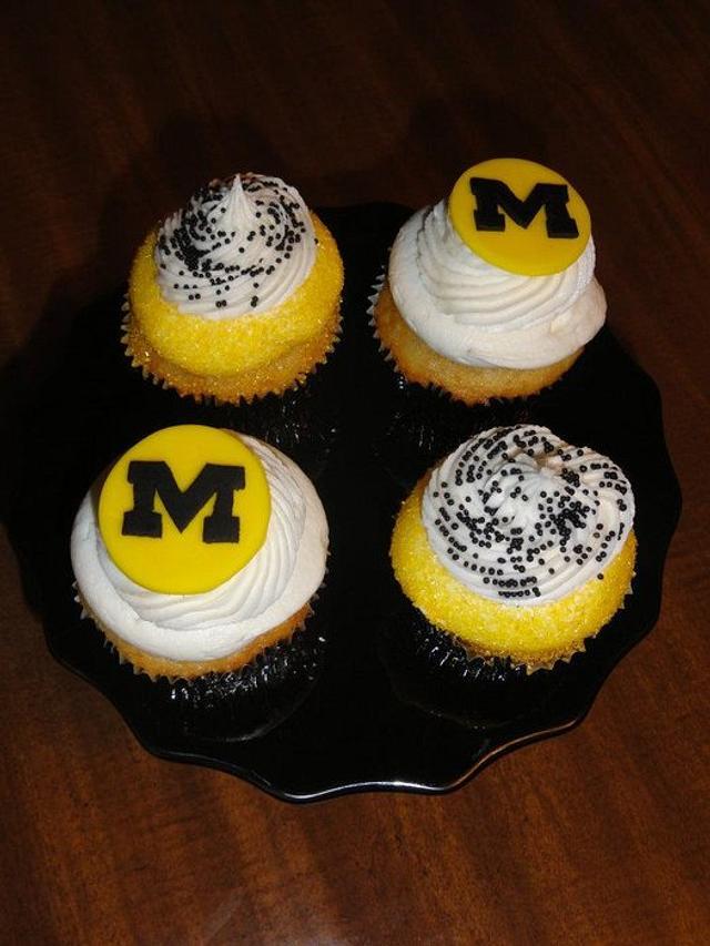 Mizzou Cupcakes!