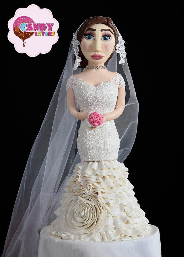 It is my  wedding  cake