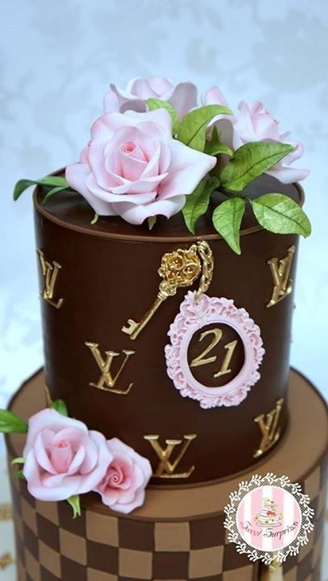 Louis Vuitton 21st Birthday