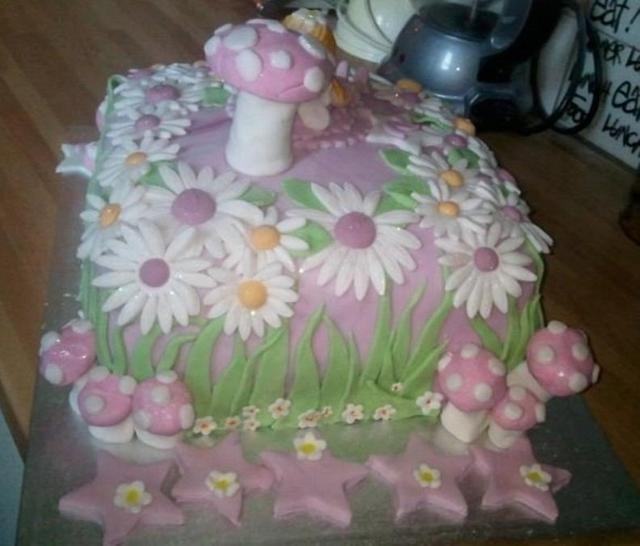Fairies, Flowers and Mushrooms!