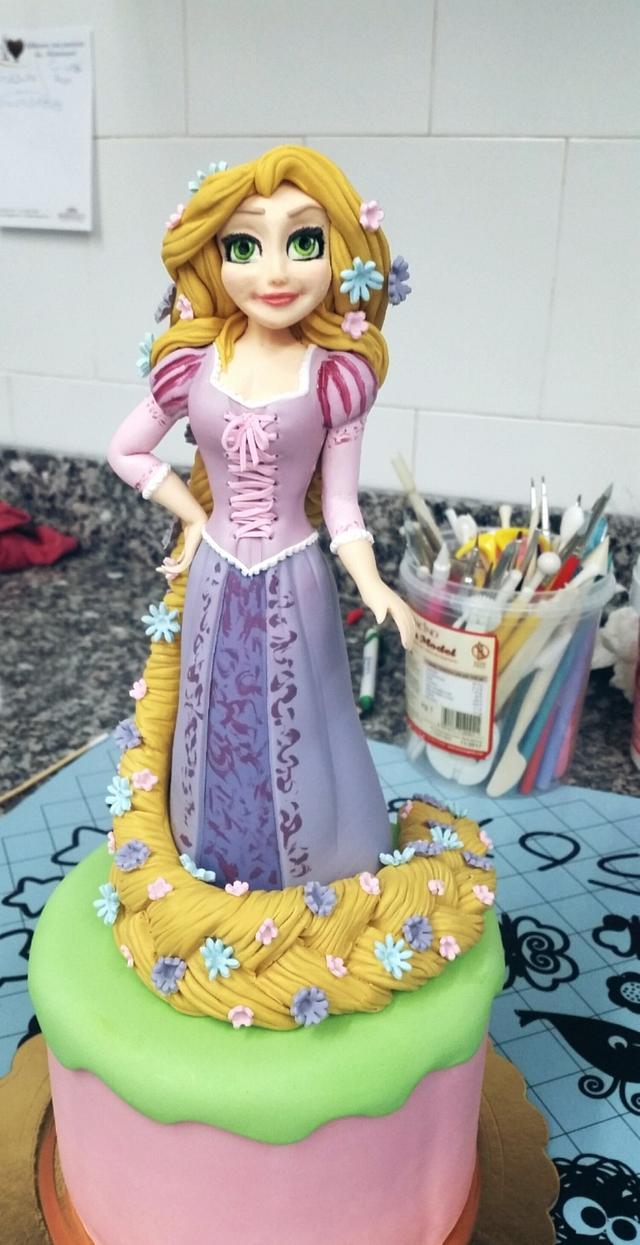 My Disney Princess Rapunzel ♡
