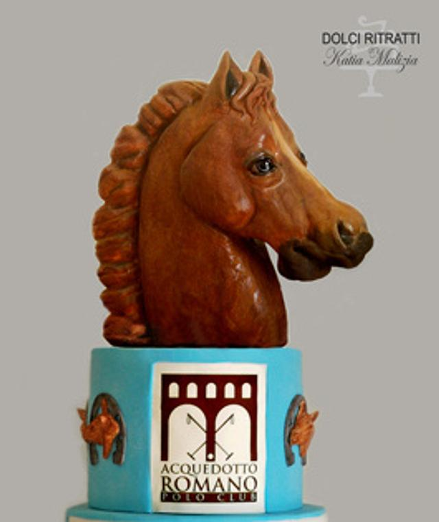 """""""POLO CAKE"""" for The Smile Polo and Operation Smile Onlus"""