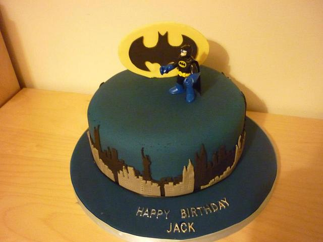 Fantastic Batman Themed Birthday Cake Cake By Topperscakes Cakesdecor Funny Birthday Cards Online Sheoxdamsfinfo