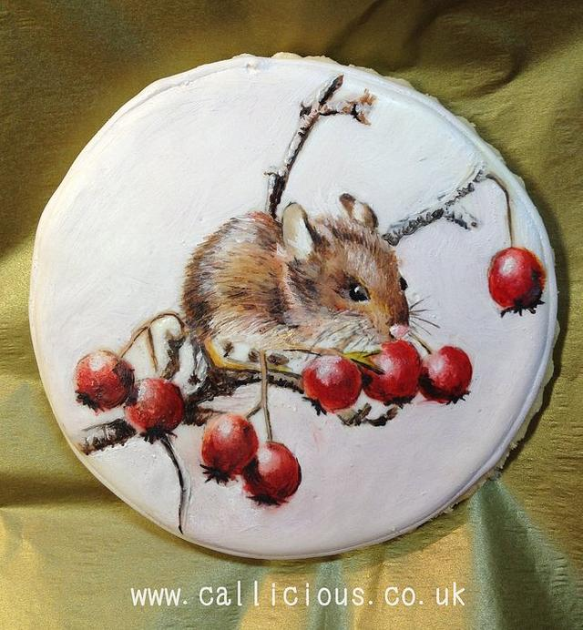 Cookie Harvest Mouse