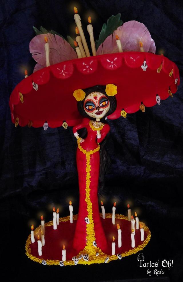 Sugar Skulls Bakers La Catrina (Book of Life)
