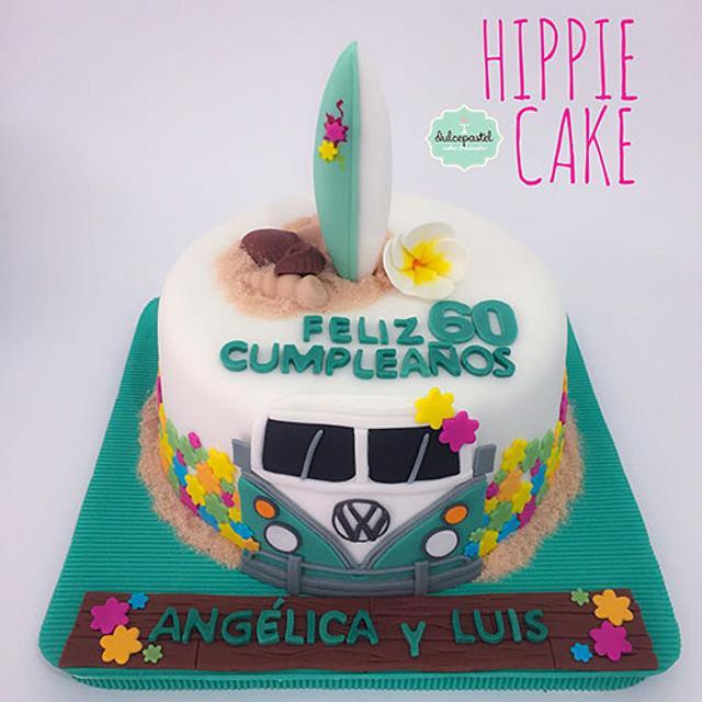 Torta Hippie Medellín