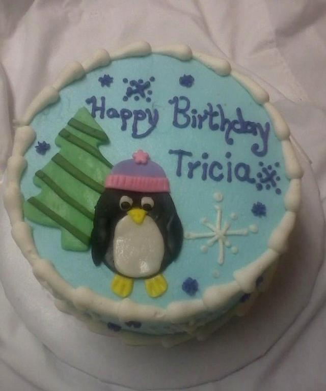 Tricia's Penguin