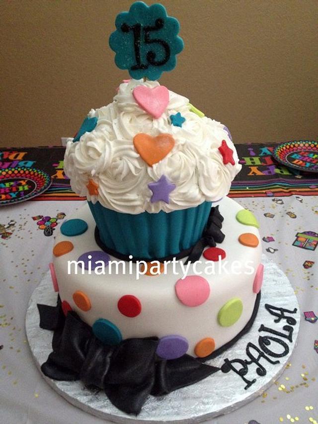 Cupcake 15's