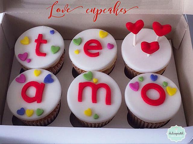 Cupcakes Amor Medellín