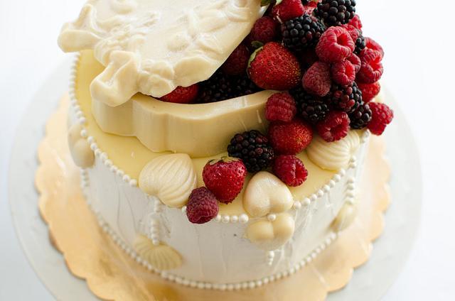 russian wedding cake